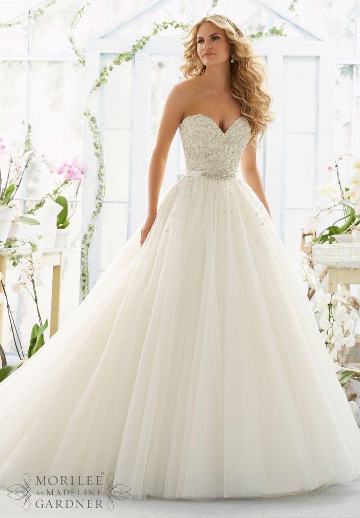 Ball Gown Wedding Dresses For Bride : gorgeous wedding dresses 2016 ...