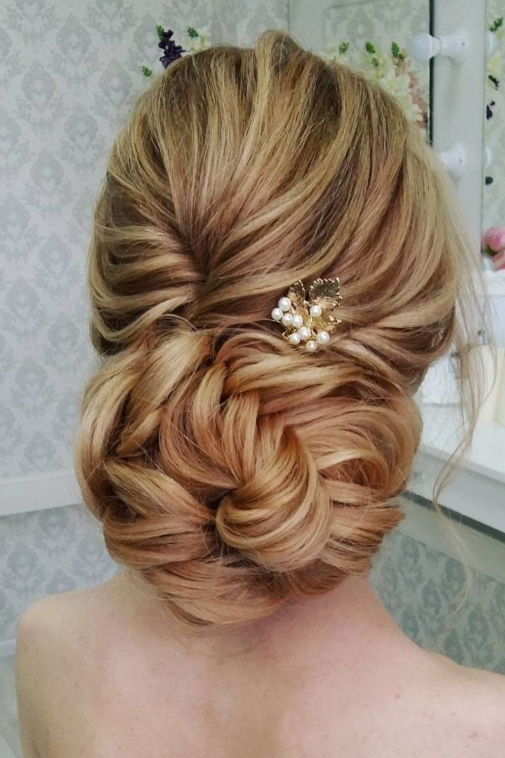 Wedding Hairstyle For Long Hair Beautiful And Elegant