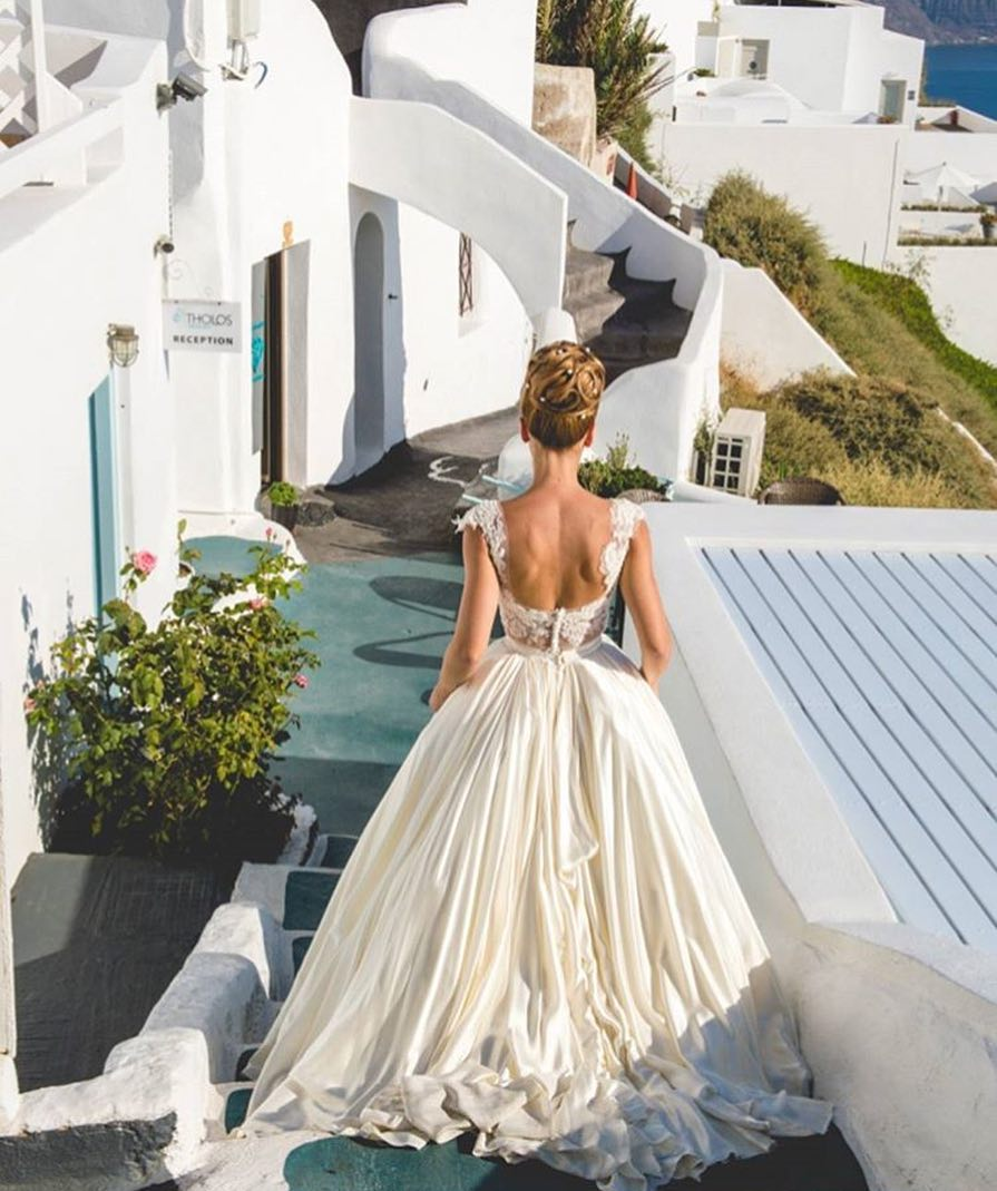 Wedding Dress Inspiration : Yes or No? Follow luxury ...