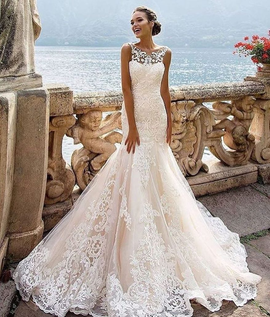 Wedding Dress Inspiration : Yes or No? Follow me ...