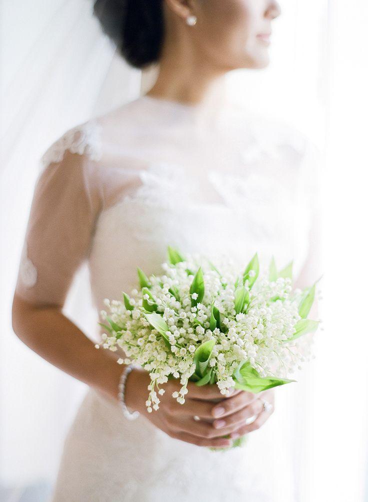 Wedding Bouquets Inspiration Baby S Breath Wedding Bouquet A