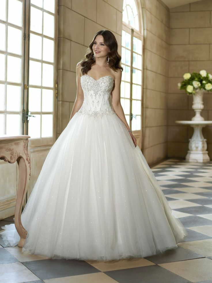 Ball Gown Wedding Dresses For Bride : The Bridal Lounge Highgate ...