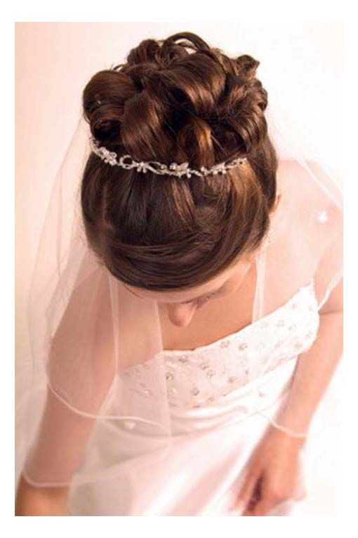 Wedding Hairstyle For Long Hair Hairstyles Bridal Updos With