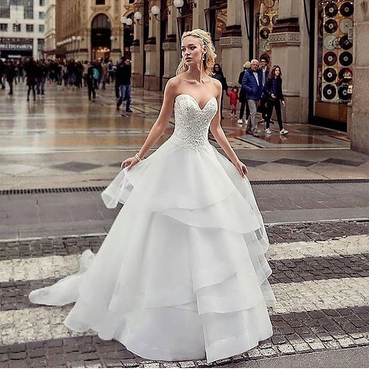 Wedding Dress Inspiration : Yes or No??? Tag BFF follow me ...