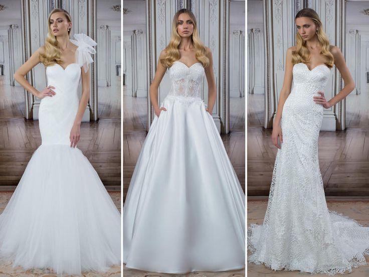 Ball Gown Wedding Dresses For Bride : Pnina Tornai wedding dresses ...