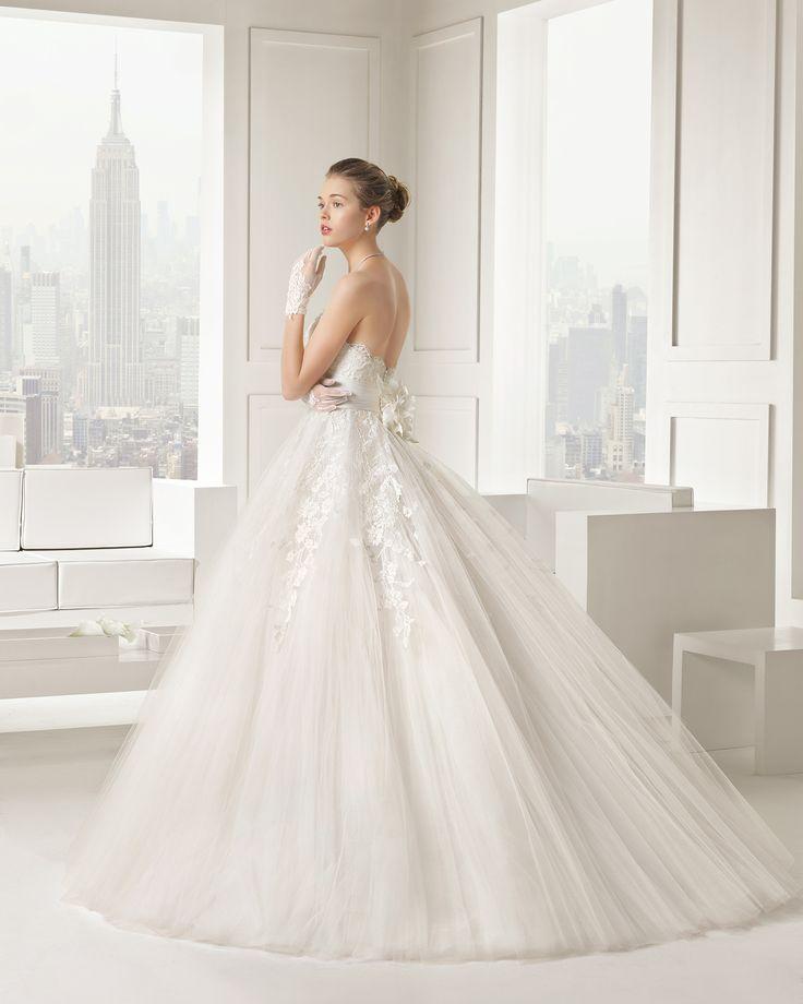 Ball Gown Wedding Dresses For Bride : Rosa Clara Wedding Dresses ...