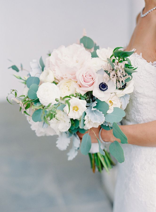 Wedding Bouquets Inspiration : Rose, peony, hydrangea, astilbe ...