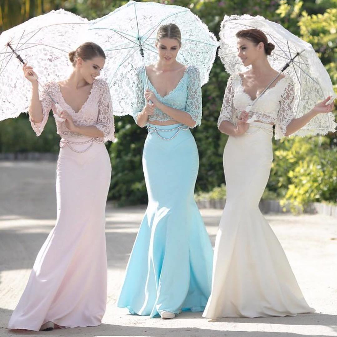 Wedding Dress : Beautiful and elegant bridesmaids dresses ...