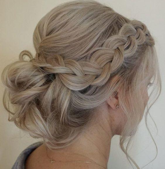Best 25+ Bridesmaids hairstyles ideas on Pinterest | Bridesmaid ...