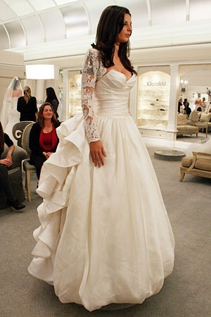 ball gown wedding dresses for bride i saw this today i