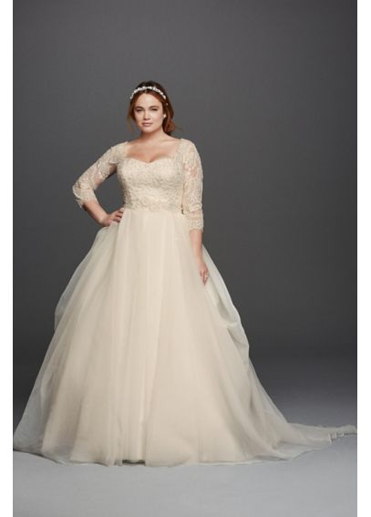 277 Best Plus Size Wedding Dresses Images On Pinterest Frocks Homecoming Straps And Short Gowns