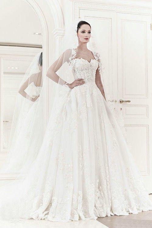 Ball Gown Wedding Dresses For Bride : Zuhair-Murad-Wedding Dresses ...