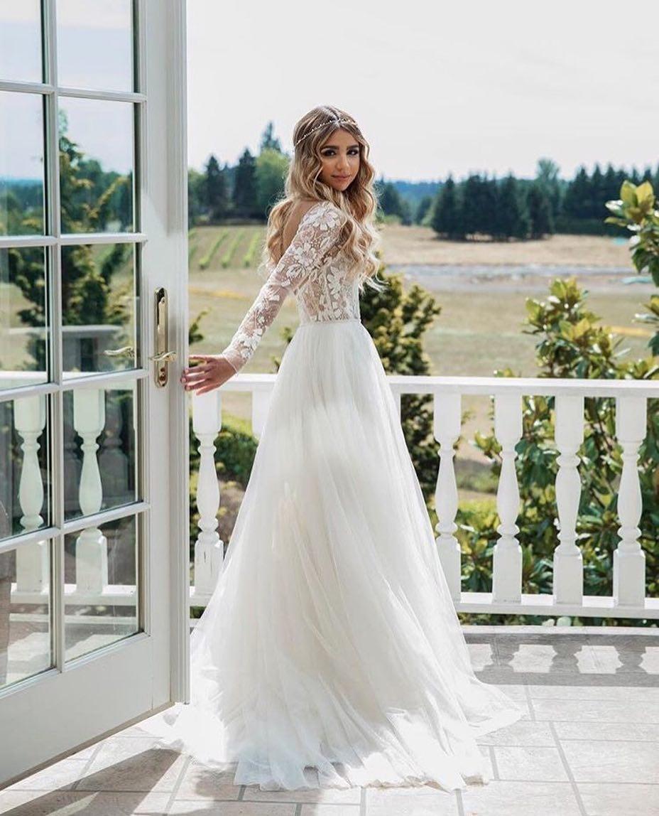 Wedding Dress Inspiration : Real life princess bride Love this ...