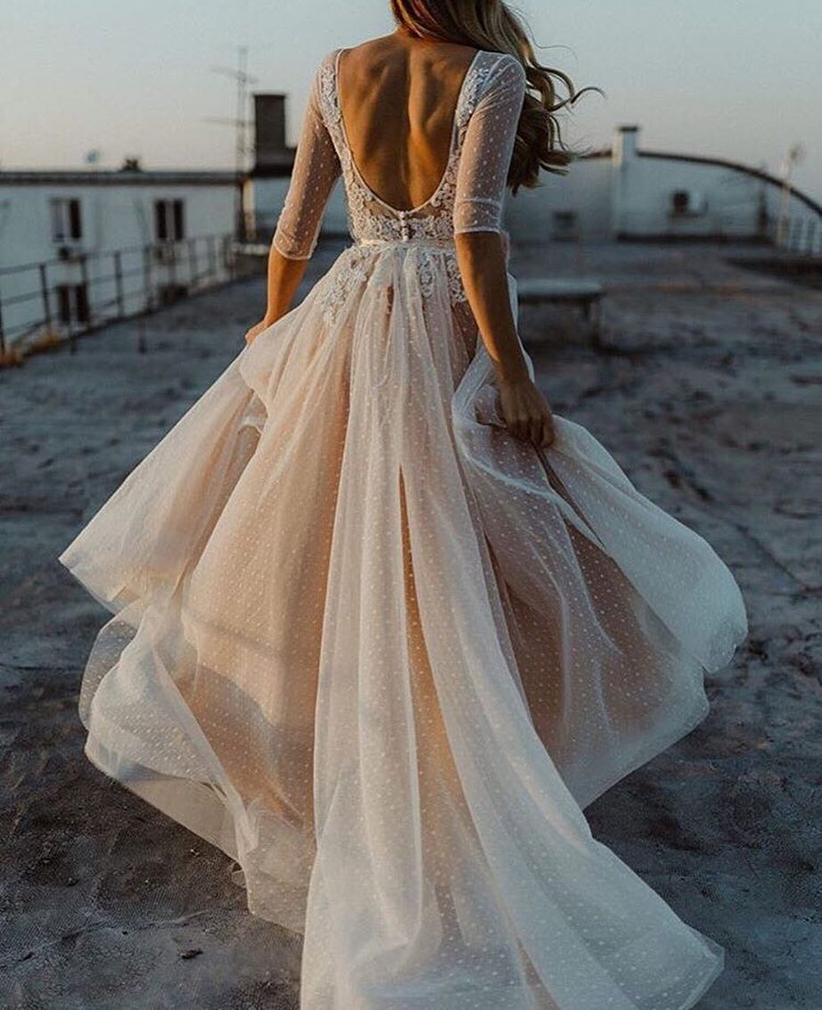 Wedding Dress Inspiration : She was gone with the wind From this ...