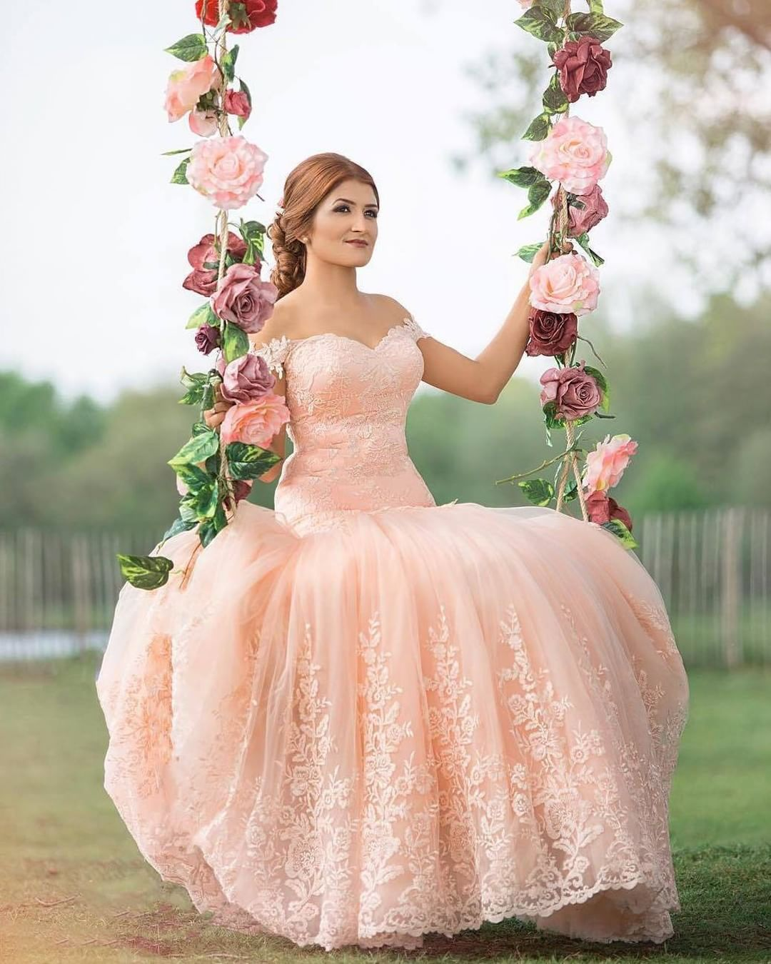 Wedding dress looking for a non white wedding dress this blush undefined junglespirit Choice Image