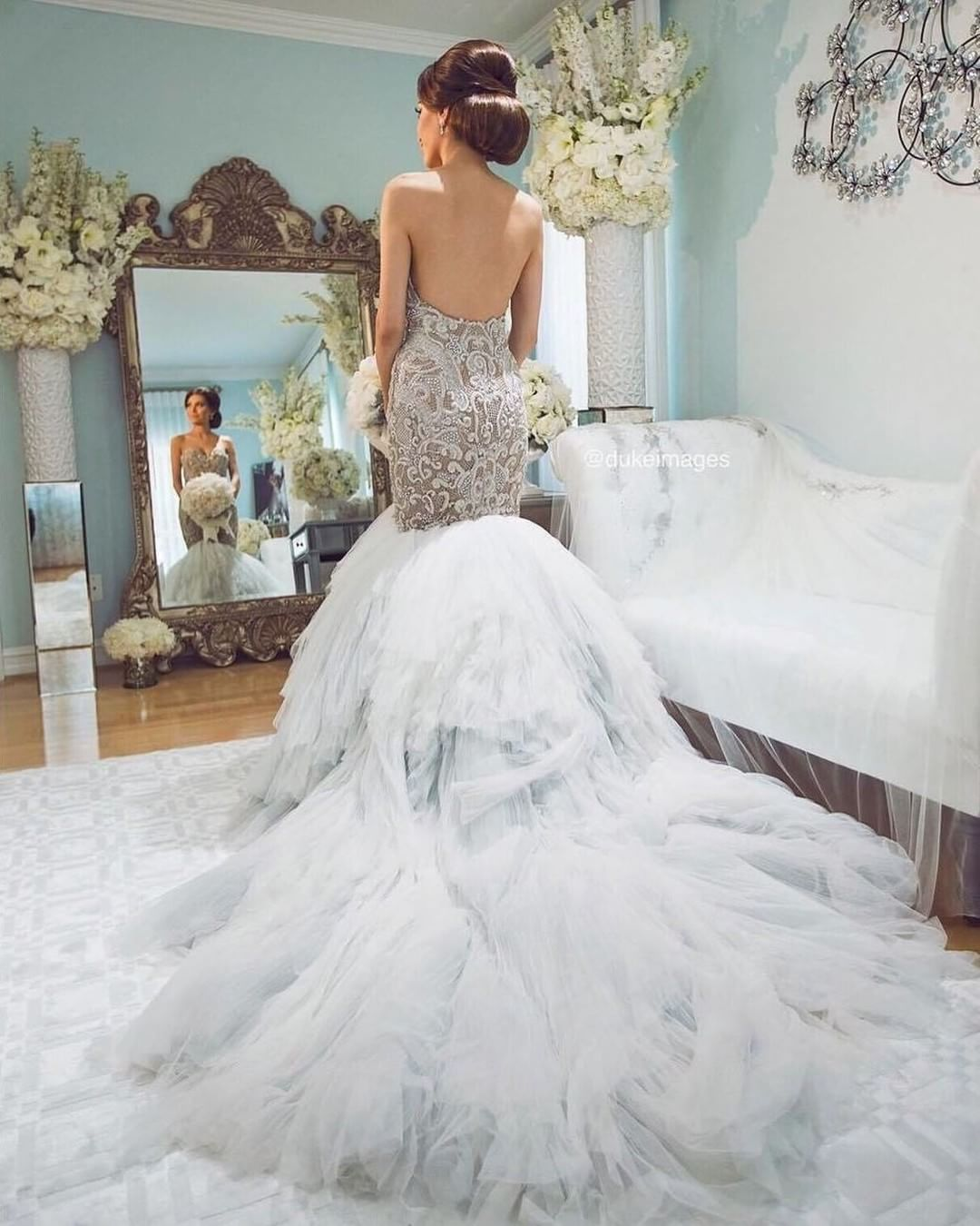 Wedding Dress : Such a beautiful wedding dress by @jatoncouture! We ...