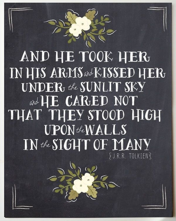 wedding quotes faramir eowyn ea hard to believe this is even