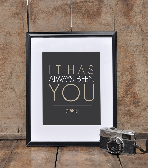 Wedding Quotes : Personalized Couples Quote Art Print - Custom ...
