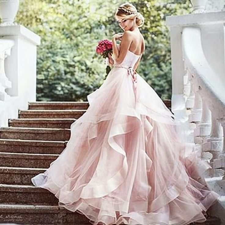 Ball Gown Wedding Dresses For Bride : ✧Pinterest// Amelia Amelia ...