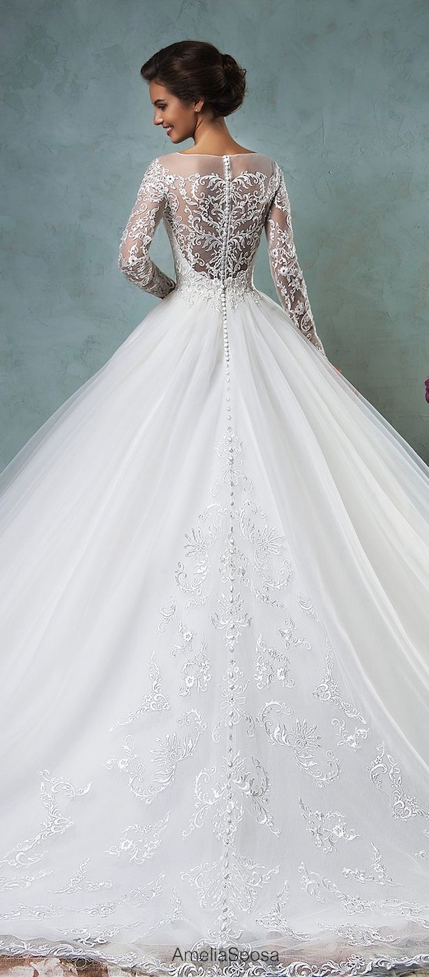 Contemporary Belle The Magazine Wedding Dresses Model