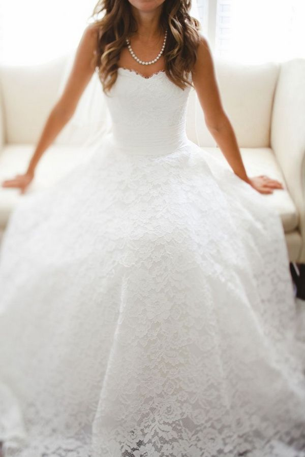 Beautiful Pinterest Lace Wedding Dress Pictures - Styles & Ideas ...