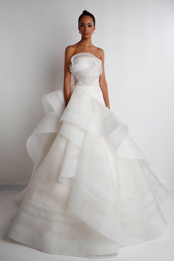 Ball Gown Wedding Dresses For Bride : Best Designer Wedding Dresses ...
