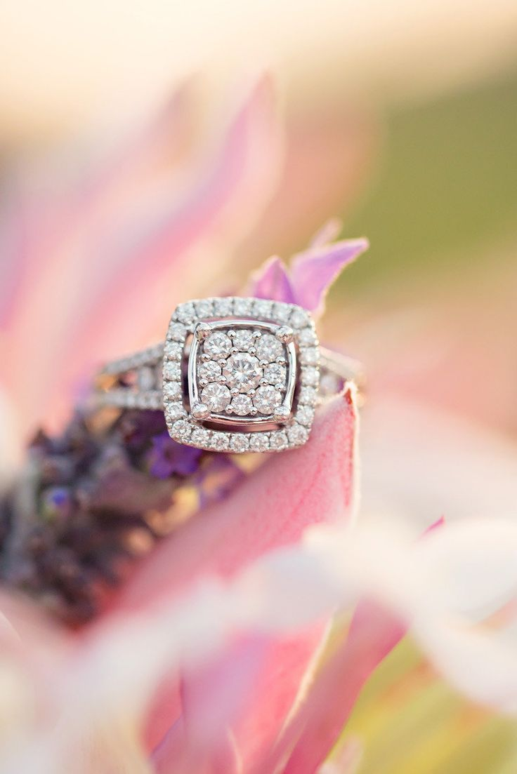 Engagement Rings: Engagement Ring via Style Me Pretty | www ...