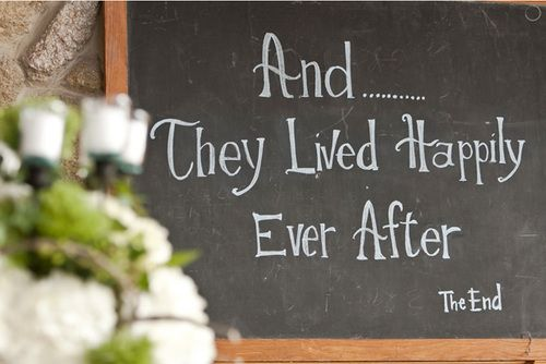 Wedding Quotes : cute rustic decor - WeddingTrend | Home of ...